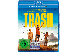 Trash - (Blu-ray)
