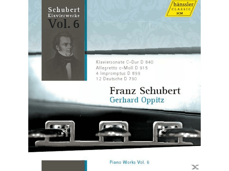 Gerhard Oppitz - Klavierwerke Vol.5 [CD]