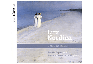 Massimiliano Mainolfi - Lux Nordica - (CD)
