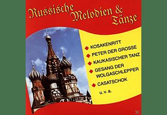 VARIOUS - Russische Tänze  - (CD)