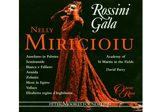 Miricioiu - Rossini Gala - (CD)