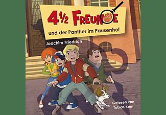 4 1/2 Freunde - 02: 4 1/2 Freunde Und Der Panther Im Pausenhof  - (CD)