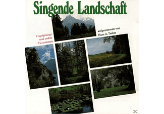 VARIOUS - Singende Landschaft  - (CD)