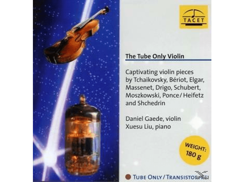 Daniel Gaede, Liu Xuesu - THE TUBE ONLY VIOLIN [Vinyl]