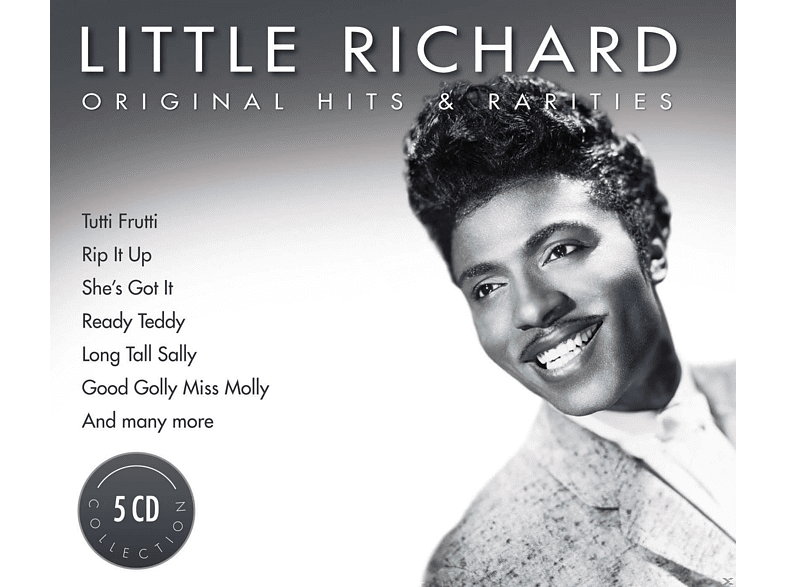 Little Richard - Little Richard: Original Hits & Rarities [CD]