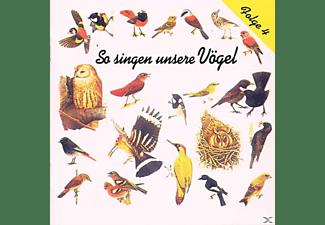 Vogelstimmen - So Singen Unsere Vögel 4  - (CD)