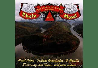 VARIOUS - Rhein Und Mosel, Die Schönsten  - (CD)