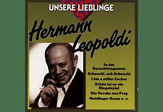 Hermann Leopoldi - Unsere Lieblinge:H.Leopoldi  - (CD)