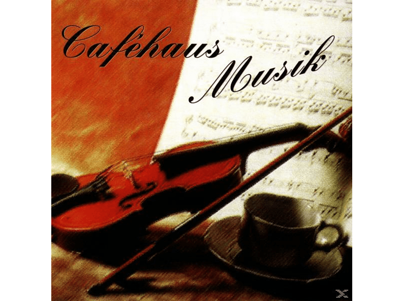 VARIOUS - Cafehausmusik [CD]