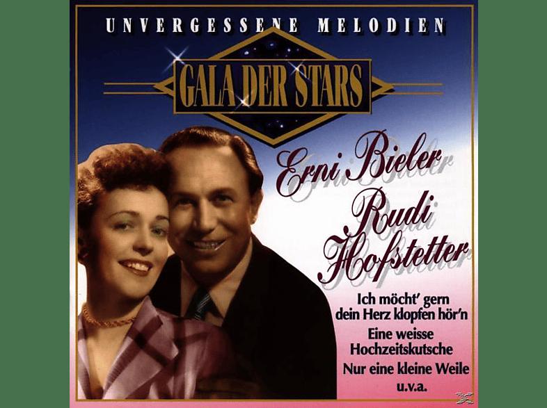 Rudi Hofstetter, Bieler, Erni / Hofstetter, Rudi - Gala Der Stars:Bieler+Hofstetter [CD]