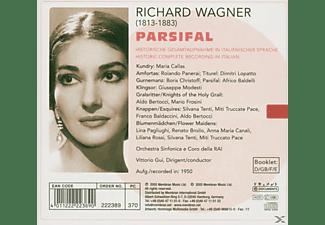 Maria Callas, Frosini, Gui, Rai So & C - Parsifal (Ga, Italienisch) (Wagner, Richard)  - (CD)