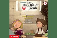 Der kleine Ritter Trenk 05: Die Prophezeiung/Drachenfeuer - (CD)