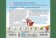 Der kleine Ritter Trenk 04: Heimliche Heimkehr/Der Minnewettstreit - (CD)