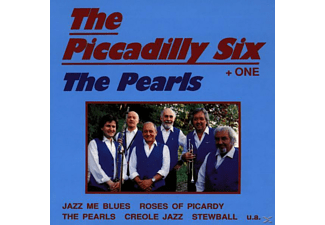 The Piccadilly Six - The Pearls  - (CD)