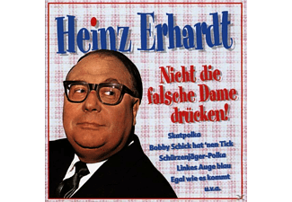 Heinz Erhardt - Nicht Die Falsche Dame Drücken  - (CD)