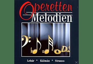 VARIOUS - Operetten Melodien  - (CD)