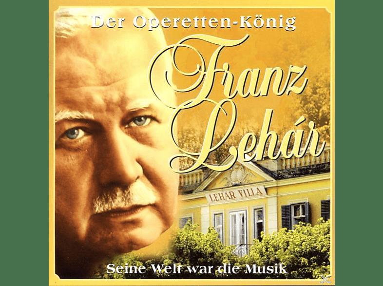 VARIOUS - Franz Lehar [CD]