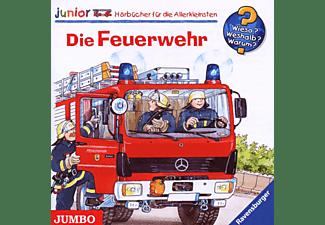 Wieso? Weshalb? Warum? junior: Die Feuerwehr  - (CD)