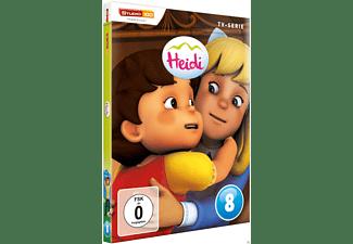 Heidi - 8 DVD