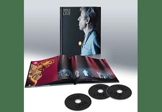 Serge Gainsbourg - Casino de Paris 1985  - (CD + DVD Video)