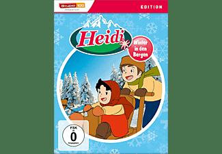 Heidi - Winter mit Heidi in den Bergen DVD
