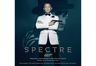 Thomas/original Soundtrack Newman - Spectre  - (CD)
