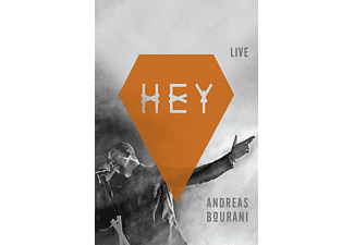 Andreas Bourani - Hey (Live)  - (DVD)