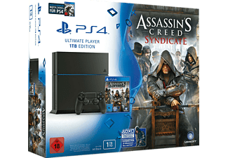 SONY PlayStation 4 Ultimate Player Edition mit 1 TB inkl. Assassin's Creed Syndicate und Watch_Dogs