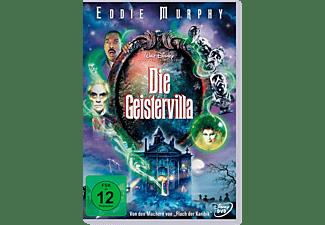 Die Geistervilla DVD
