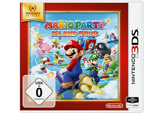 Mario Party: Island Tours (Nintendo Selects) - [Nintendo 3DS]