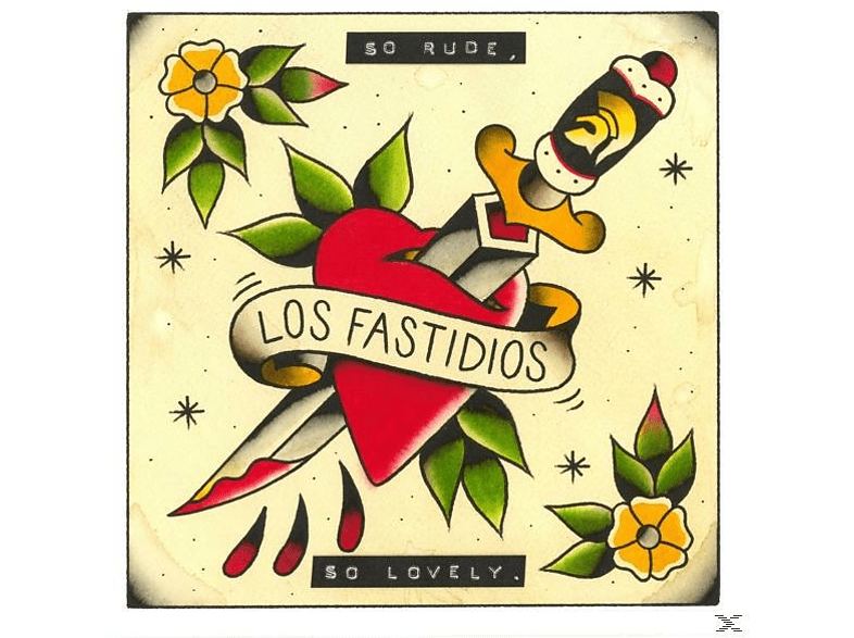 Los Fastidios - So Rude,So Lovely [CD]