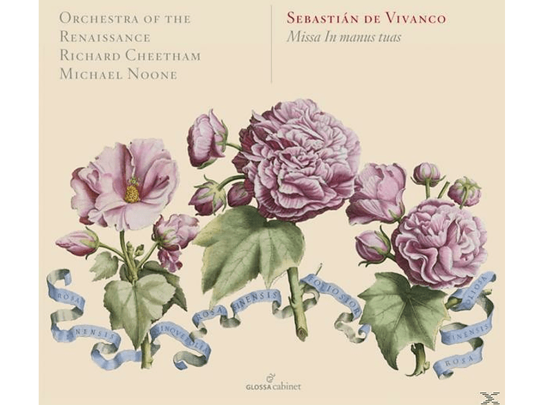 Orchestra Of The Renaissance, Michael Noone - Missa In manus tuas [CD]