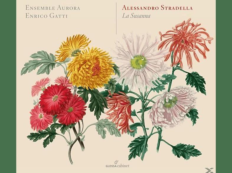 Luca Dordolo, Roberto Balconi, Emanuela Galli, Barbara Zanichelli, Matteo Bellotto, Ensemble Aurora, Gatti Enrico - La Susanna [CD]