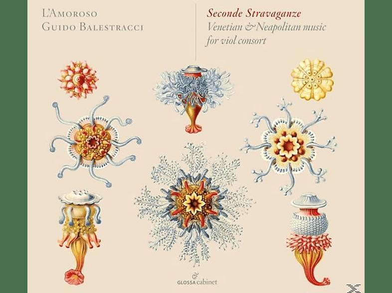 Guido Balestracci, Ensemble L'Amoroso - Seconde Stravaganze [CD]