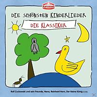 VARIOUS - Die Schönsten Kinderlieder-Die Klassiker - [CD]
