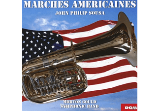 John Philip Sousa - Marches Américaines - (CD)