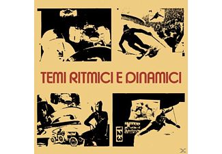 The Braen's Machine - Temi Ritmici E Dinamici (Deluxe Edition)  - (CD)