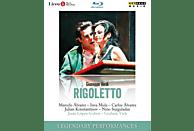 Marcelo Álvarez, Carlos Alvarez, Inva Mula, Nino Surguladze, Julian Konstantinov - Rigoletto [Blu-ray]