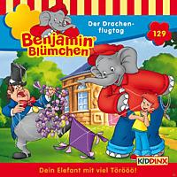 Benjamin Blümchen - 129 - Der Drachen-Flugtag  - (CD)