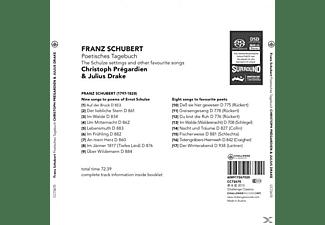 Christoph Prégardien, Julius Drake - Poetisches Tagebuch  - (SACD Hybrid)