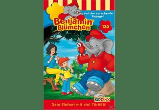 Benjamin Blümchen - Benjamin Blümchen 130. ... und der sprechende Papagei  - (MC)