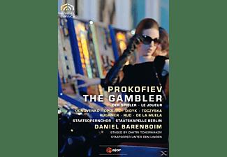 Barenboim, Ognovenko, Opolais - Der Spieler  - (DVD)