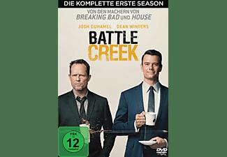 Battle Creek - Staffel 1 DVD
