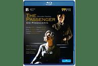 Teodor Currentzis, Wiener Symphoniker, Prague Philharmonic Choir, Roberto Sacca, Elena Kelessidi, Michelle Breedt - Die Passagierin [Blu-ray]