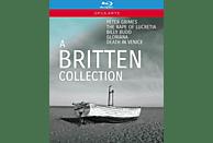 John Graham-hall, Susan Gritton - A Britten Collection [Blu-ray]
