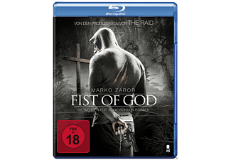 Fist of God - Sie werden für seine Sünden büßen Blu-ray