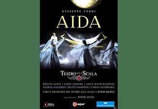 VARIOUS, Orchestra E Coro Del Teatro Alla Scala - Aida  - (DVD)