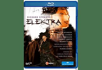 Ingrid Tobiasson, Ingela Brimberg, Carlus Padrissa - Elektra  - (Blu-ray)