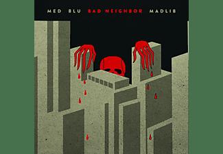 Med, Blu, Madlib, VARIOUS - Bad Neighbor  - (CD)
