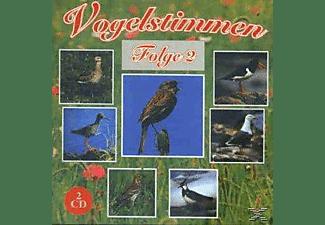 Vogelstimmen - Vogelstimmen Folge 2  - (CD)